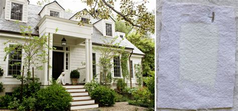 10 easy pieces architects white exterior paint picks