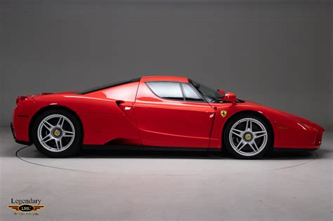 Ferrari enzo vs chevrolet corvette zr1. 2003 Ferrari Enzo-Ultra-Rare Rosso Scuderia, Brand New, With Only 353 Miles!