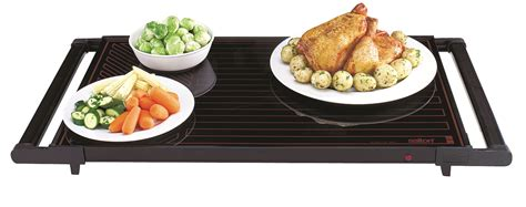 salton hot tray standard double hot power spot power