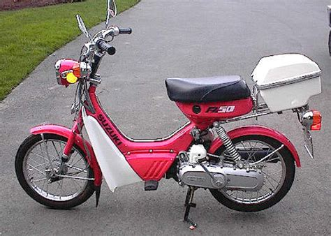 Fa50 Suzuki by 1986 Suzuki Fa50 Shuttle Moped Photos Moped Army