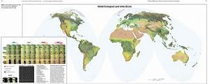 New Map Shows The World U0026 39 S Ecosystems In Unprecedented