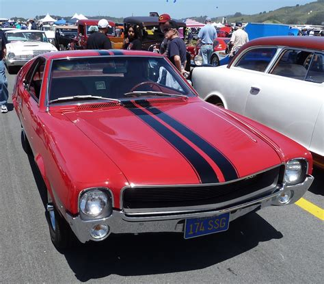 The American Motors Amx Is A Terrific Sports Car  Or Is