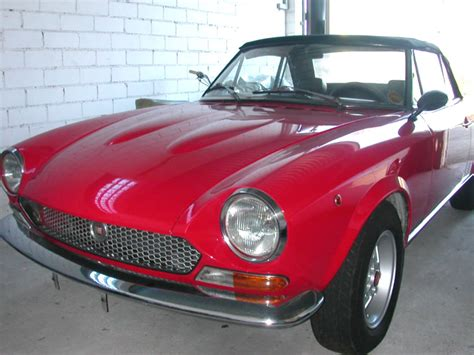 Fiat Spider Parts by Fiat Spider Europa Technical Details History Photos On