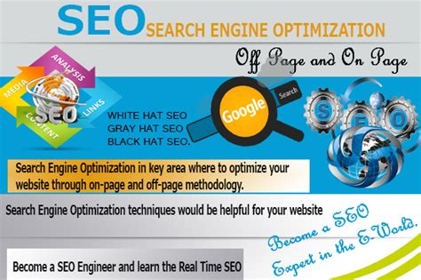 Learn Seo Free - learn seo search engine optimization on page and