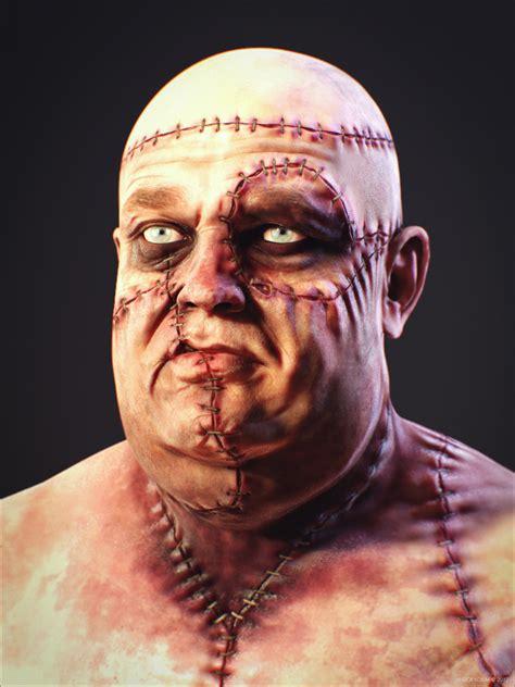 fat monster andor kollar character artist