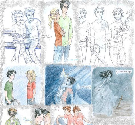 percy jackson fan art percy jackson fan art demigod obsession pinterest