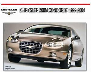 Chrysler 300m Concorde 1999
