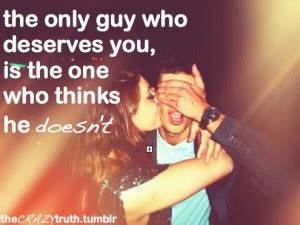 He Doesnt Deserve Me Quotes Quotesgram
