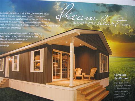 bluewater rv  northlander park model cottages