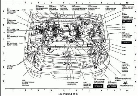 1997 Ford F 150 Vacuum Diagram by Ford Exp Vacuum Diagram Owner Manual Wiring Diagram