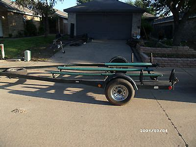 Bass Tracker Boat Trailer Axle by Bass Boat Trailer Rvs For Sale