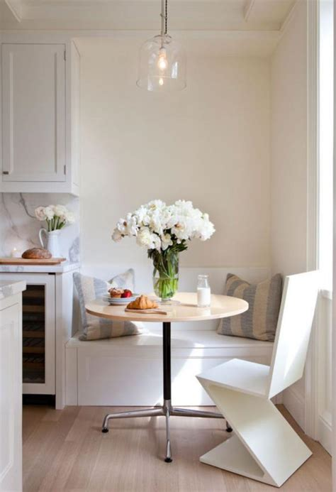 cuisine banquette pourquoi choisir une table avec banquette pour la cuisine