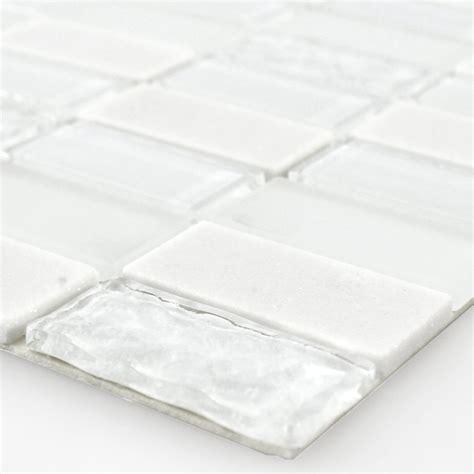 self adhesive mosaic tiles self adhesive glass mosaic tiles white