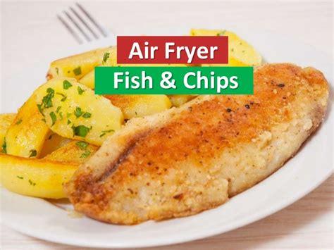 fryer fish air chips slideshare