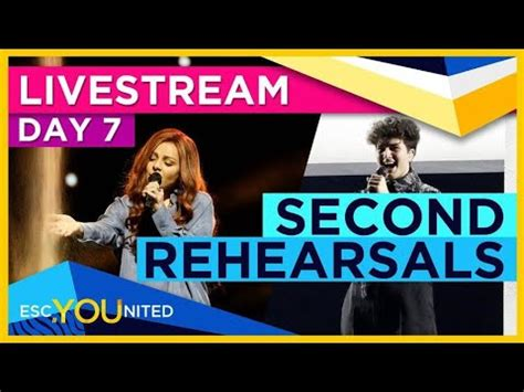 Eurovision song contest get the latest on what's happening at the eurovision song contest here. Eurovision 2021 Rehearsals - Day 6 Live Stream (From Press Center) - YouTube