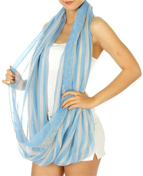 scarf q18 wholesale blue now available at wholesale central items