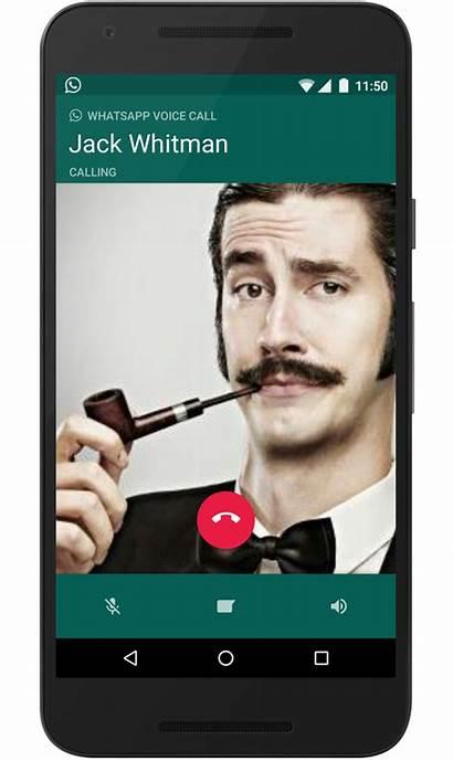 Whatsapp Calling Calls Screen Incoming Uae Working