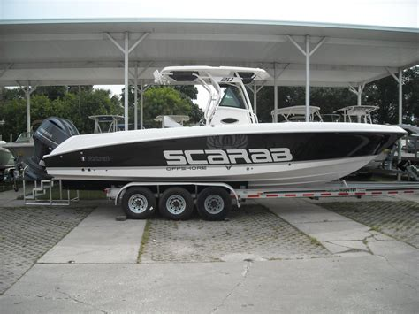 Wellcraft Offshore Boats For Sale by 2016 New Wellcraft Scarab 30 Offshore Tournament Center