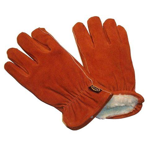 Designapplause  G&f Suede Cowhide Gloves