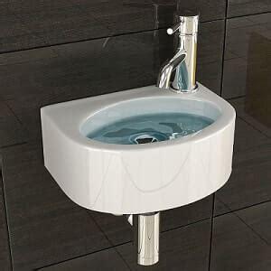 handwaschbecken gaeste waschbecken wc  bad dusche