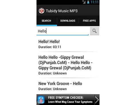 Mp3 Free For Mobile by 5 Best Ways On Tubidy Mp3 Free Downloads