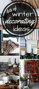 10, Great, Winter, Decorating, Ideas, To, Warm, Up, Your, Home