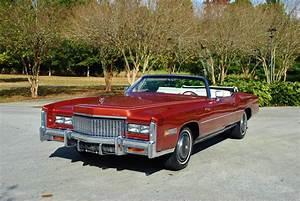 Cadillac Eldorado Cabriolet : 1976 cadillac eldorado convertible for sale ~ Medecine-chirurgie-esthetiques.com Avis de Voitures