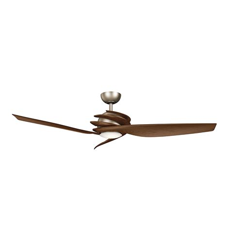 62 inch ceiling fan kichler spyra antique pewter 62 inch energy star led