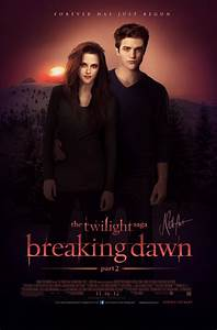 Breaking Dawn Part 2 Poster - Breaking Dawn Fan Art ...