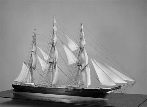 clipper ship flying cloud museum  fine arts boston