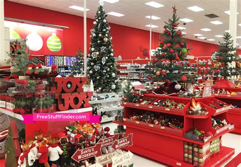 holiday decor purchase  target
