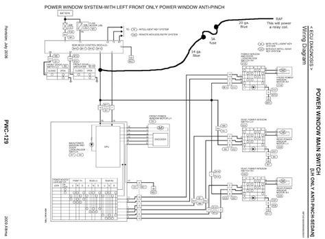 2009 Nissan Murano Fuse Box Diagram by Fuse Box For 2009 Nissan Murano Detailed Schematics Diagram