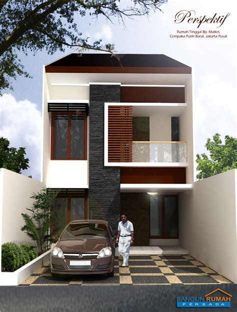 fasad  desain rumah
