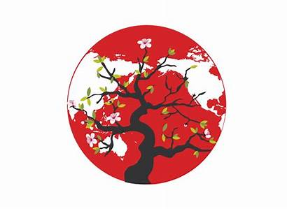 Japan Clipart Transparent Japanese Tree Clipground Webstockreview