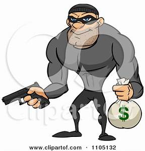 Animated robber clipart - BBCpersian7 collections