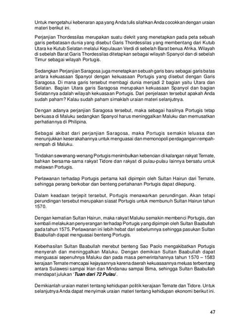 Masuknya pengaruh islam di indonesia
