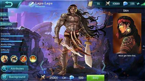 New Hero Lapu Lapu (concept Art)