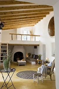 rustic looking spectacular house on formentera island