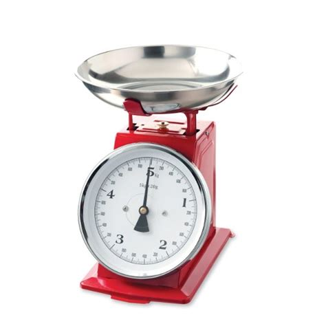 balance cuisine mecanique balance de cuisine rétro 5 kg balances et doseurs de