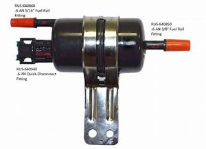 Tj Wrangler - Remote Fuel Pump