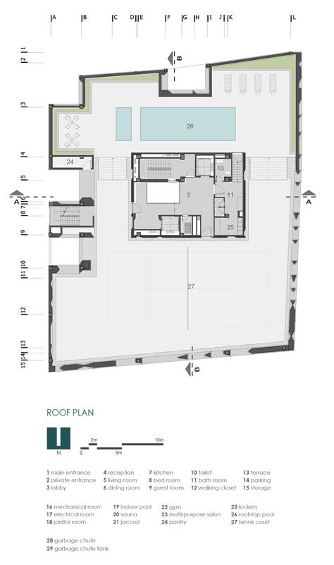 residential building plans gallery of sipan residential building ryra studio 20