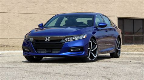 honda accord review  driving enthusiasts family
