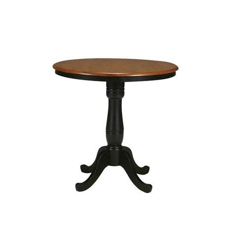 [36 Inch] Classic Round Dining Table   Simply Woods