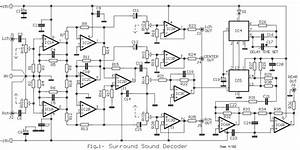 Surround Sound Decoder
