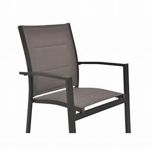 Chaise En Solde : chaise de jardin en solde l 39 univers du jardin ~ Teatrodelosmanantiales.com Idées de Décoration