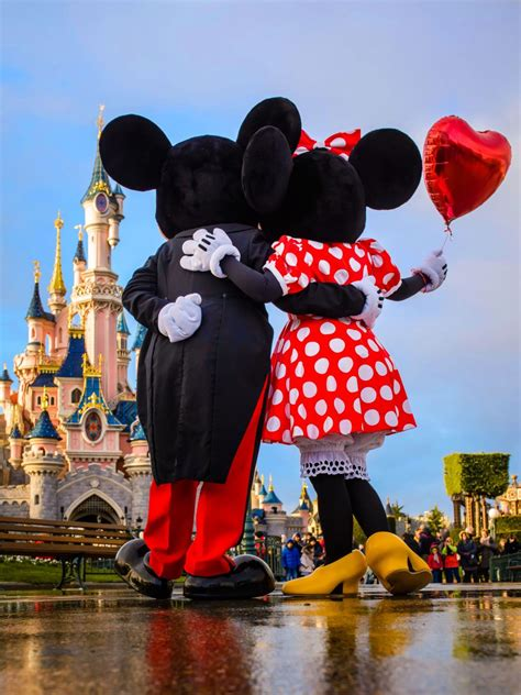 Valentines Day At Disneyland Paris Disneyland Paris