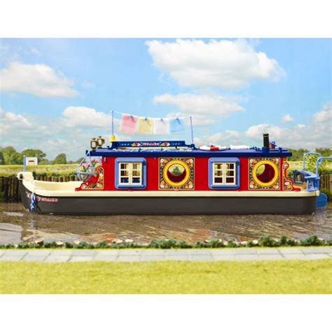 Sylvanian Families Canal Boat by Sylvanian Families Out About In Sylvania Shop Wwsm