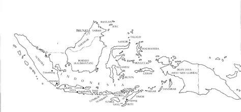 peta indonesia hitam putih hitam putih peta indonesia