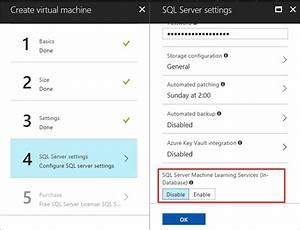 Provisioning Guide For Windows Sql Server Vms In The Azure