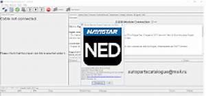 International Navistar Engine Diagnostics Ned 2017